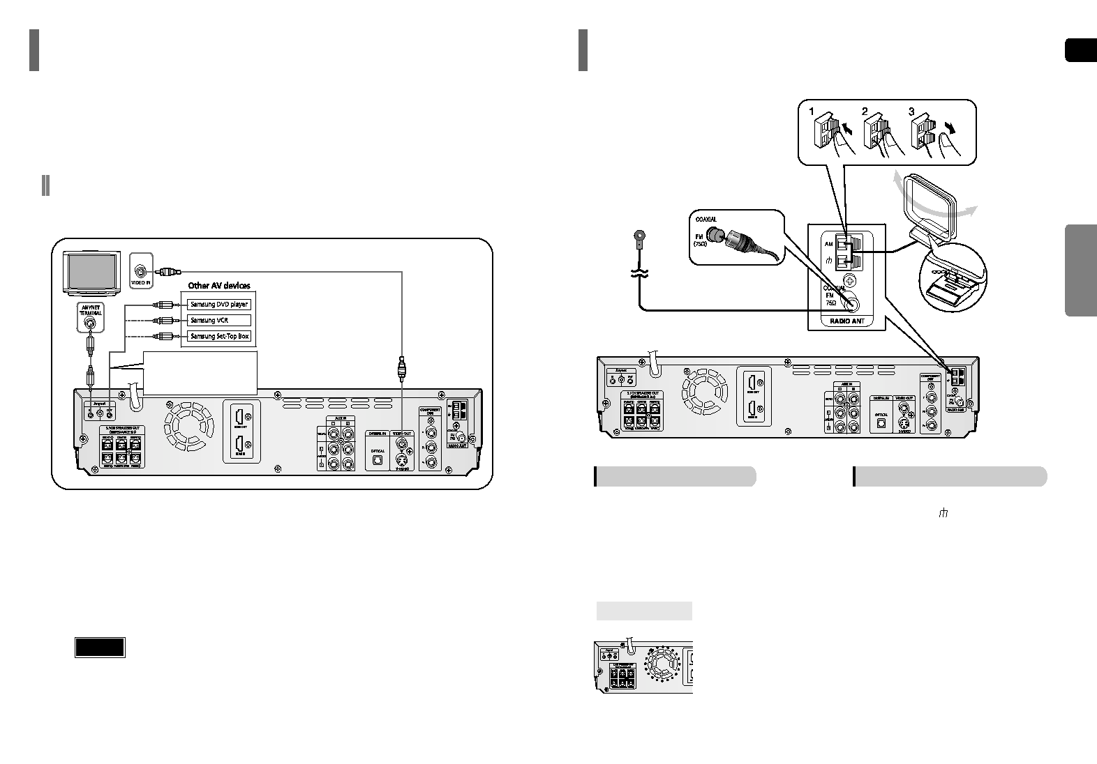Wiring Diagram Home Theater Wiring Diagram Samsung Home Theater