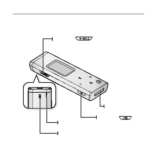 Samsung YP-U3JQB/XAA User Manual (ver.1.0)