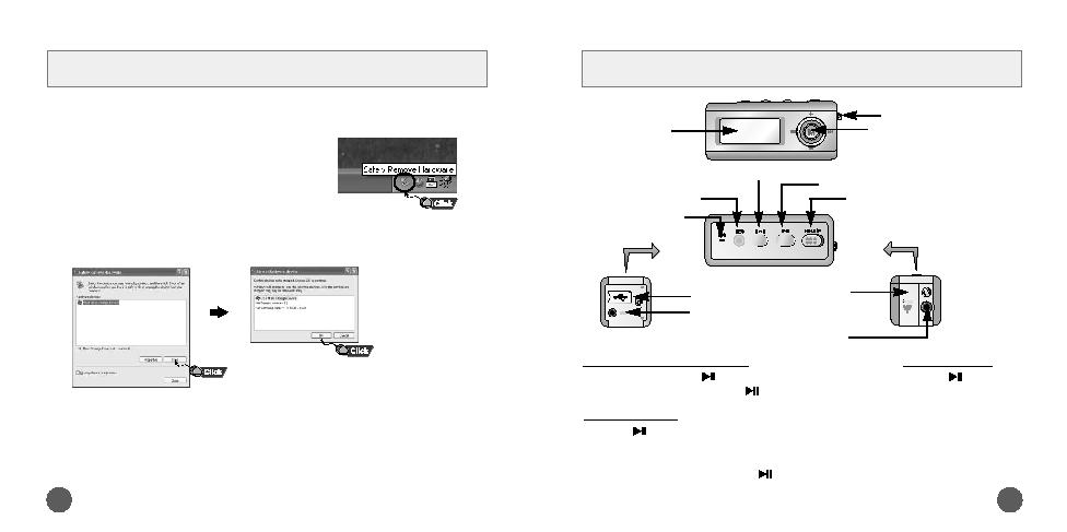 Samsung YP-T6X Easy Manual (ver.1.0)