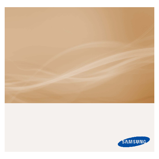 Samsung YP-P2JABY User Manual (ver.1.0)