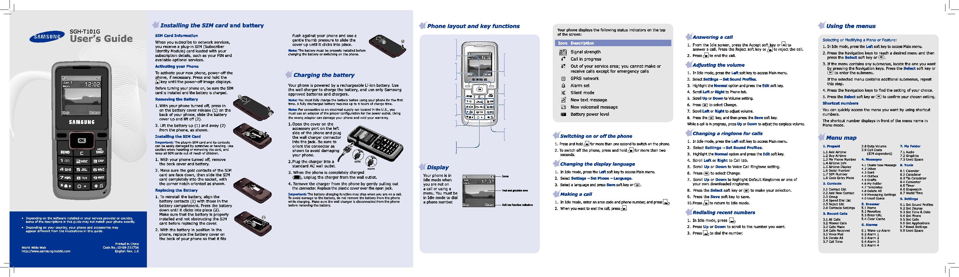 samsung sgh t101g tracfone sgh t101g user manual english ver f5 rh samsung 6c0 net english user manual for toshiba ovens english user manual for marklin 60657